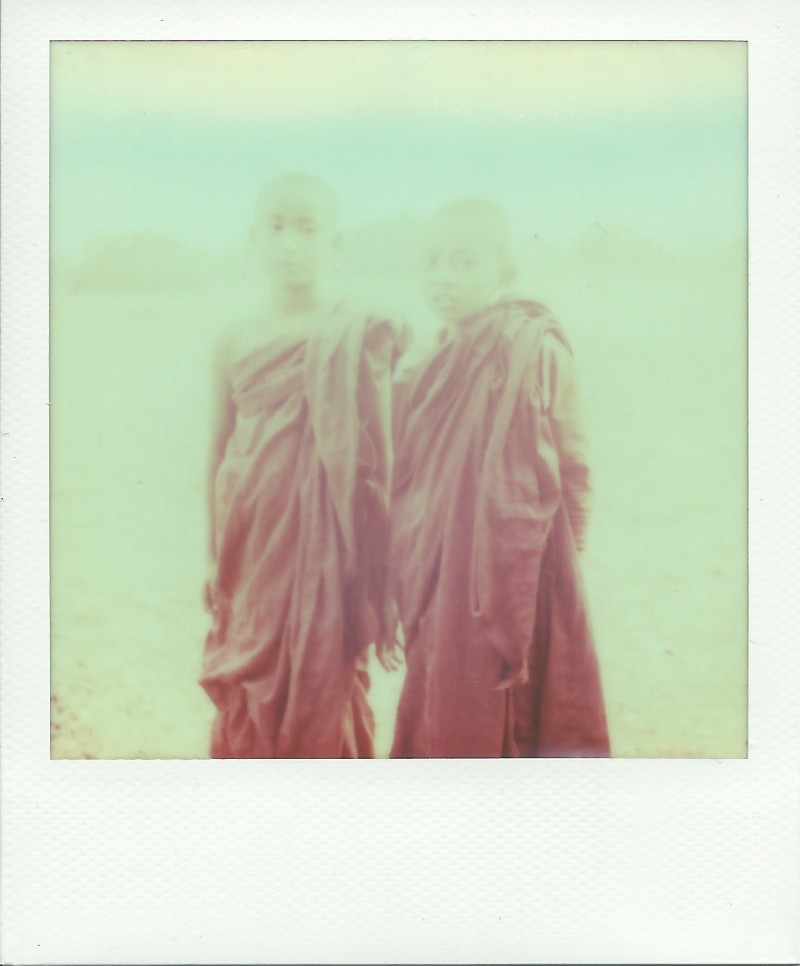 Ghost Monks