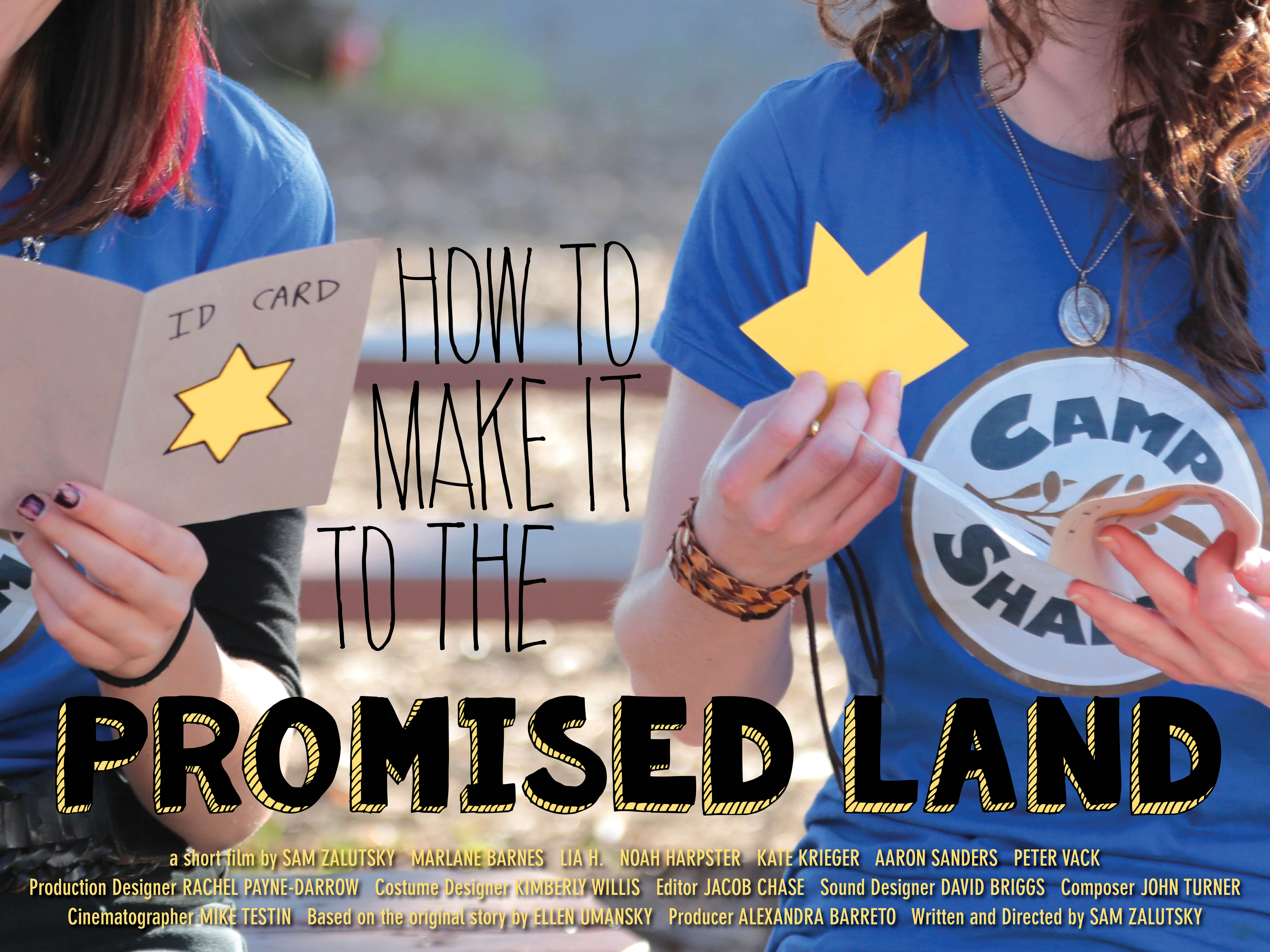 Promised Land.FINAL POSTER
