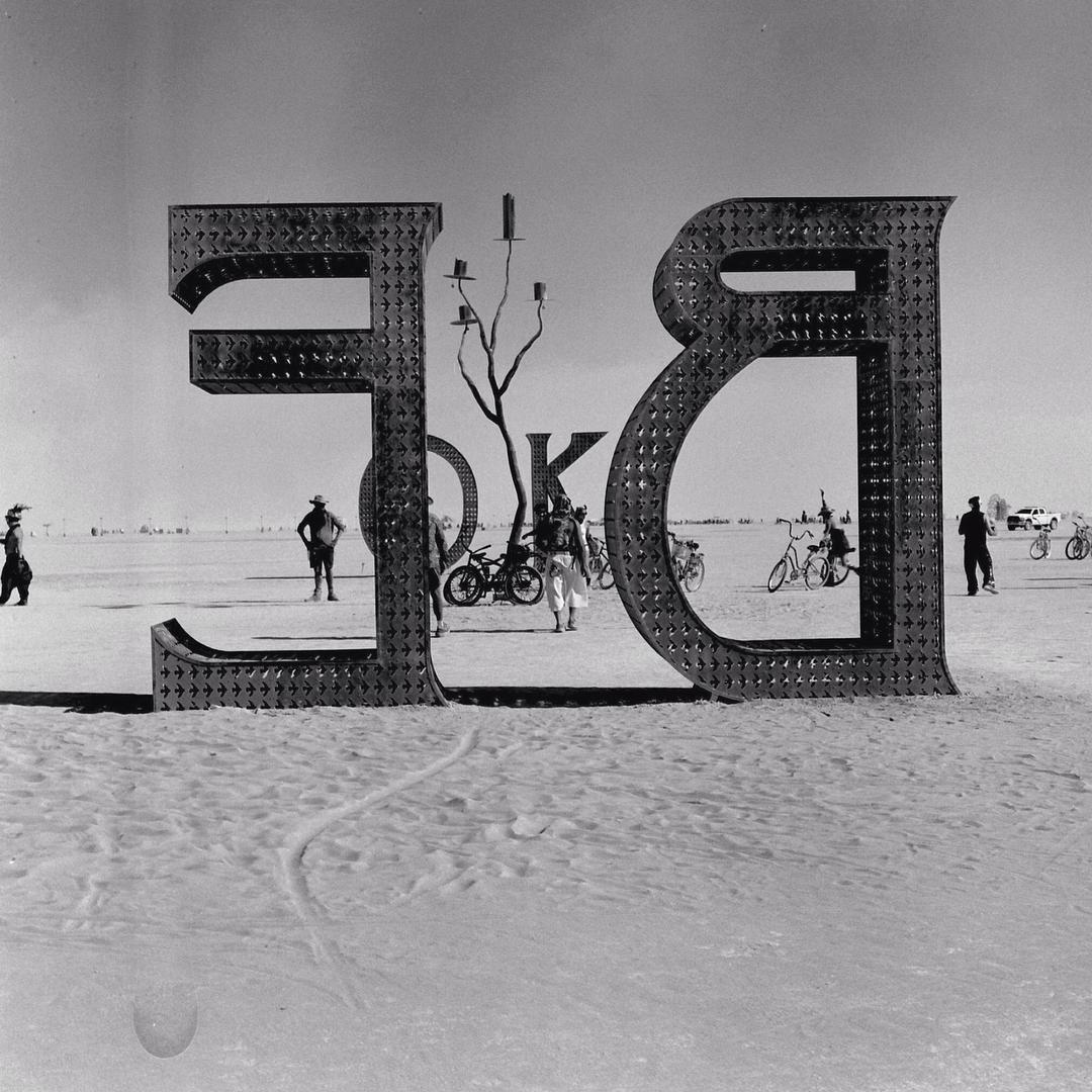 #burningman #playa #2015 #sculpture #artiseverywhere #art #bxw #film #photography #hasselblad #tbt