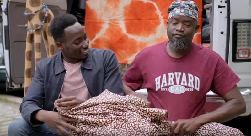 Harvard Daddy Nuha Saho
