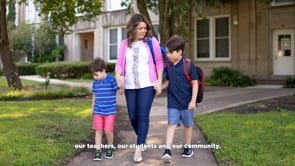 Take It From a Teacher – Joanna Cattanach for Texas House District 108